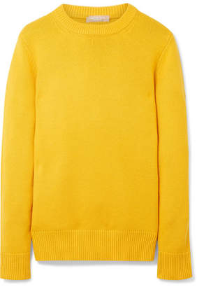 Michael Kors Collection - Cashmere Sweater - Yellow