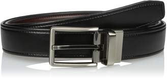 Dockers Reversible dress Belt with Comfort Stretch