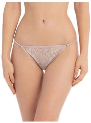 Sass & Bide NEW Love In Translation Bikini USBS19043 Blush