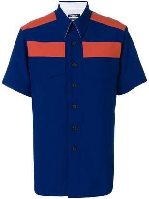 Calvin Klein paneled shirt