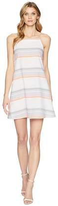 Echo Sunset Stripe Mini Dress Women's Dress