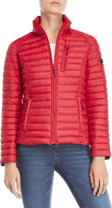 Nautica Lightweight Packable Quilted Jacket