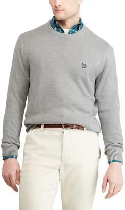 Chaps Big & Tall Regular-Fit Crewneck Sweater