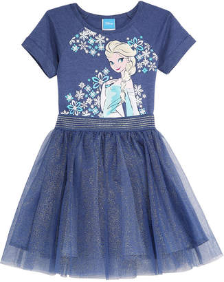 Disney Toddler Girls 2-Pc. Frozen Dress & Skirt Set