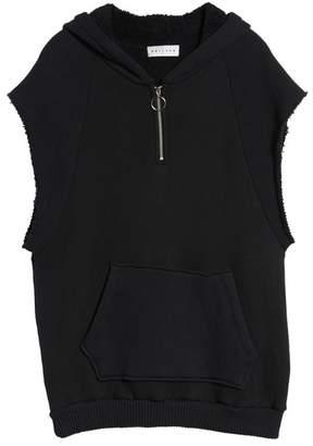 Drifter Warwick Quarter-Zip Hoodie Sweatshirt