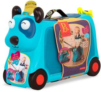 B. On The Gogo 2-in-1 Ride-On Luggage