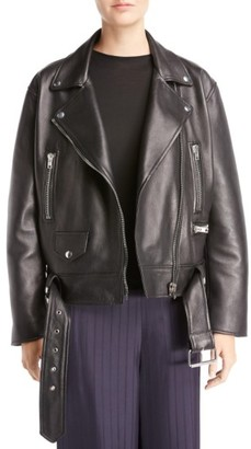 Women's Acne Studios Merlyn Main Jacket $1,800 thestylecure.com