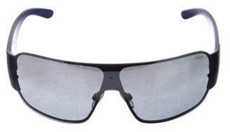 Polo Ralph Lauren Reflective Shield Sunglasses