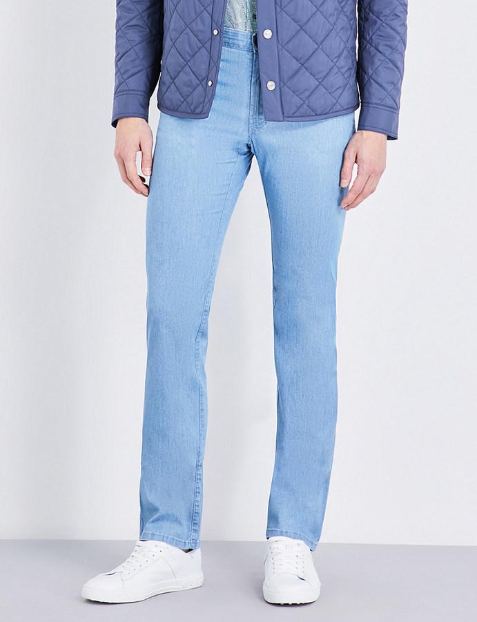 BrioniBrioni Livingo regular-fit straight jeans
