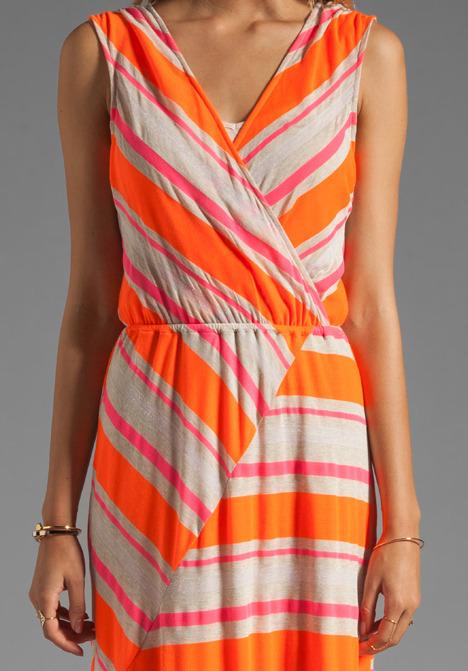 Ella Moss Zadie Stripe Dress