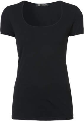 Versace scoop-neck T-shirt