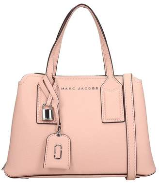 68e85da2cc8e Marc Jacobs Pink Grained Leather The Editor 29 Bag