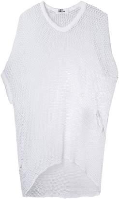 Lost & Found Ria Dunn curved hem knit T-shirt