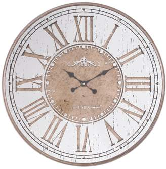 Mundial Zuo Decor Hora Wall Clock