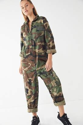 Rothco Camo Zip-Front Coverall