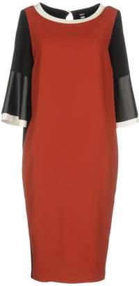 Pianurastudio Knee-length dresses - Item 34753615MM