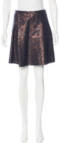 3.1 Phillip Lim 3.1 Phillip Lim Jacquard Mini Skirt w/ Tags