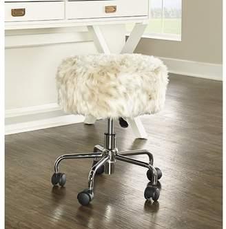 Bronx Ivy Aspen Hill Rolling Height Adjustable Stool Seat