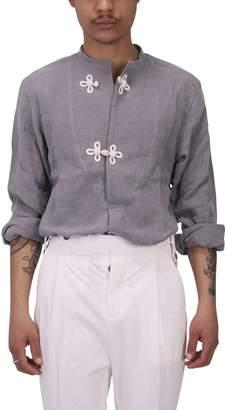 Haver Sack Grey Shirt