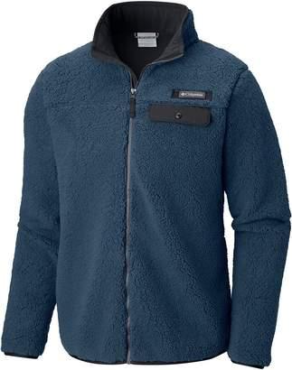 Columbia Mountain Side Heavyweight Fleece Full-Zip Jacket - Men's