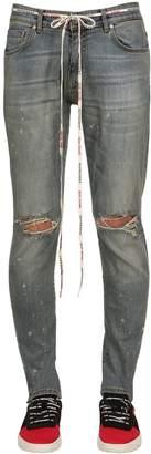 Destroyer Cotton Denim Jeans