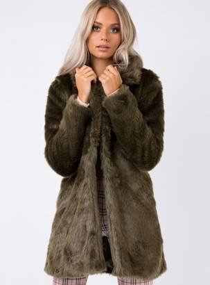 Kirby Faux Fur Coat