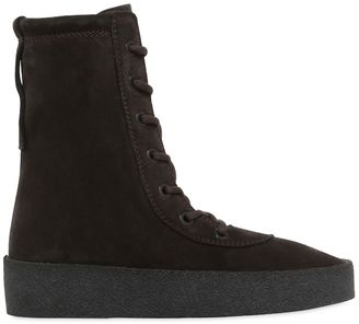 30mm Suede Boots $645 thestylecure.com