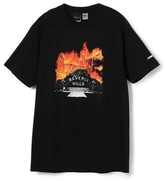 "Freshjive BEVERLY HILLS"" Tシャツ"