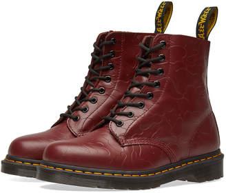 Dr. Martens x Bape Emboss Camo 1460 Boot