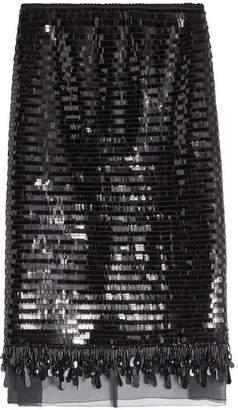 Marc Jacobs Sequin Fringe Skirt