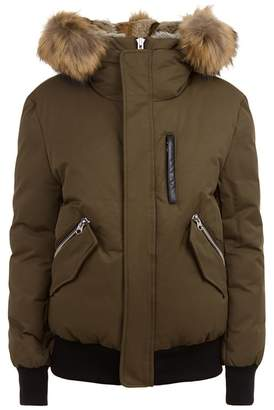 Mackage Dixon Fur Hood Coat