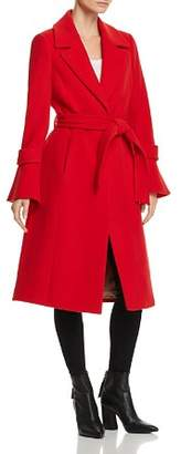 Joie Hersilia Belted Trench Coat
