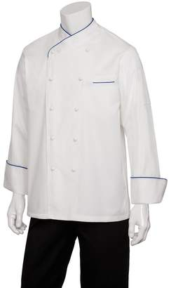 Chef Works Men's Bali Executive Chef Coat (ECRI)