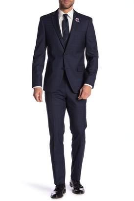 Tommy Hilfiger Wool Blend Stretch Fit Suit