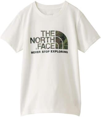 The North Face (ザ ノース フェイス) - ザ・ノース・フェイス S/SカモロゴTシャツ