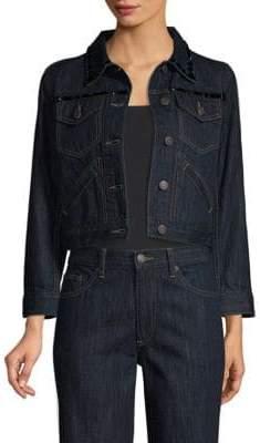 Marc Jacobs Shrunken Denim Jacket