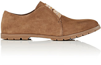 Woolrich John Rich & Bros. WOOLRICH JOHN RICH & BROS. WOMEN'S LEFT LANE NUBUCK OXFORDS $140 thestylecure.com