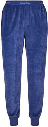 Calvin Klein Velour Lounge Trousers
