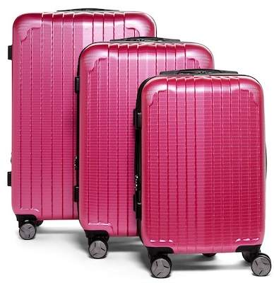 CALPAK LUGGAGE Lomita II 3-Piece Spinner Luggage Set