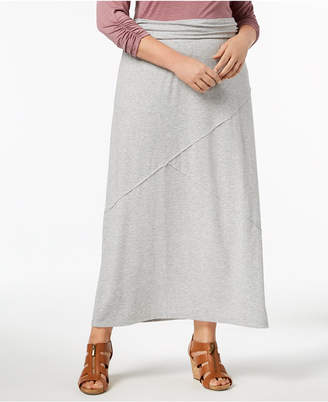 Style&Co. Style & Co Plus Size Maxi Skirt, Created for Macy's