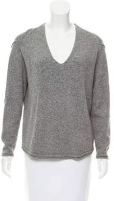 Soyer Long Sleeve Wool Sweater