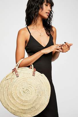 Sought & Found Marrakesh Straw Tote