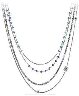 David Yurman Starburst Necklace $1,550 thestylecure.com