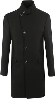 Alessandro Dell'Acqua Single Breasted Coat