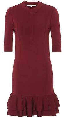 Veronica Beard Aubrey knit midi dress