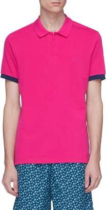 Vilebrequin 'Palatin' contrast collar polo shirt
