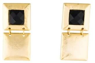 Stephanie Kantis Flapper Double Drop Earrings