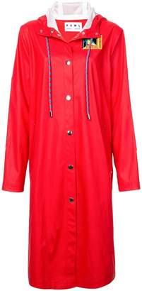 Proenza Schouler PSWL Rubberized Raincoat