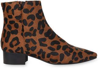 Whistles Berwick Soft Leopard Boot