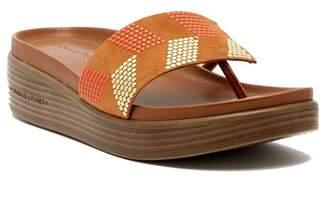Donald J Pliner Fifi Beaded Platform Sandal